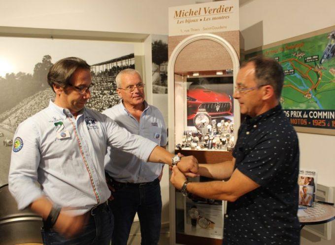 Les 70 ans du circuit du Comminges : Maserati à l'honneur