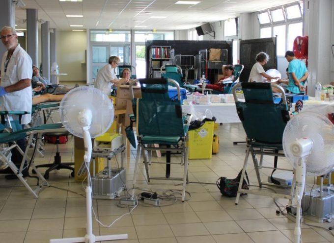 Don du sang : des donneurs fidèles aux rendez-vous à Saint-Gaudens