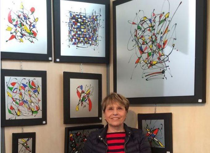 L'artiste MC Galeragiron expose à la galerie municipale de Rieux-Volvestre