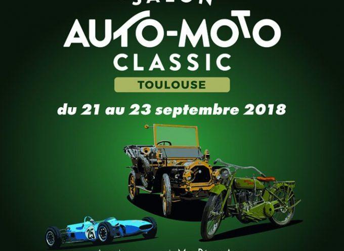 Salon auto-moto Classic à Toulouse