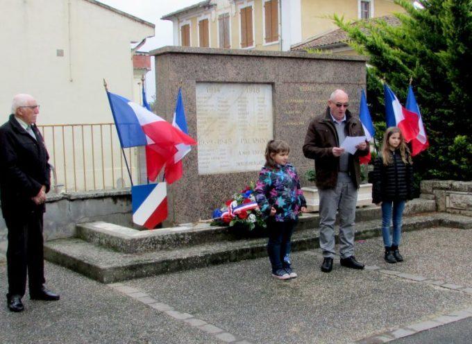 FNACA de Cazères : Remise ordre national du mérite à Roger Toullec