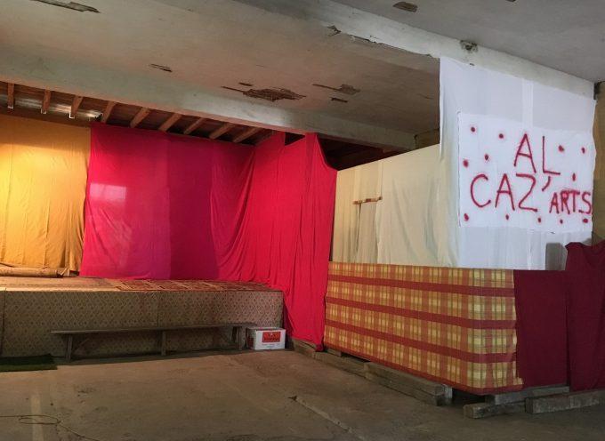 Le Collectif Alcaz'arts fait revivre un théâtre privé au coeur de Cazères