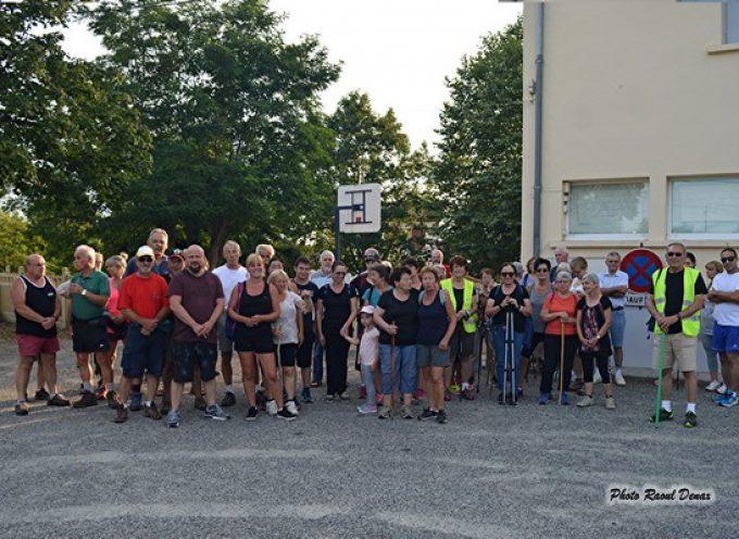 La gym rando de Saint-Araille à Castelnau Picampeau