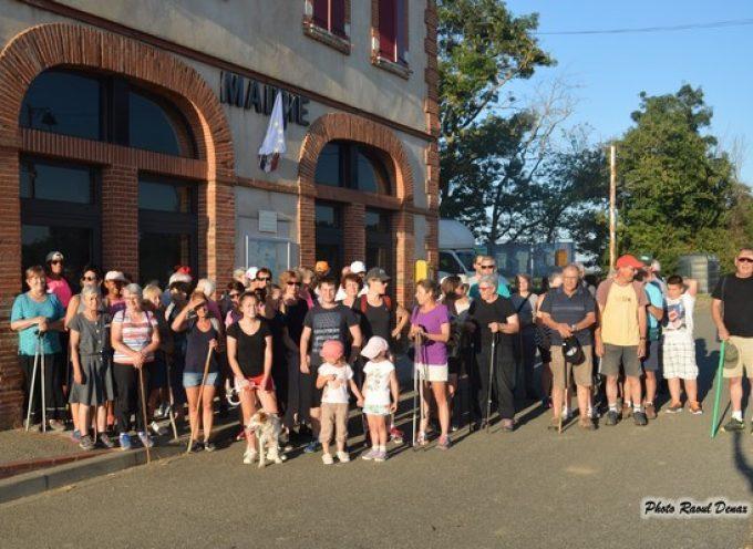 La Gym Rando Club de Saint-Araille à Casties Labrande