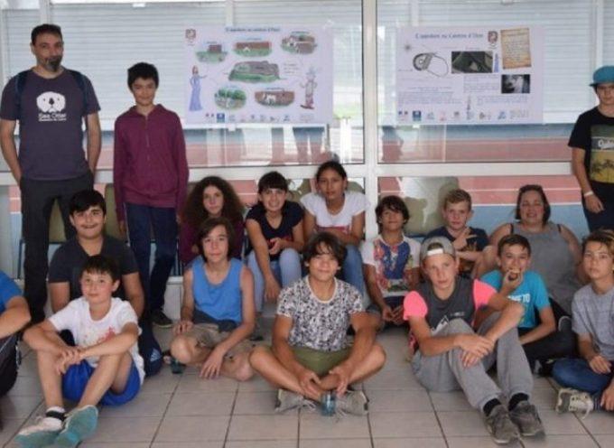 Cap Jeunes : un séjour à Ibos pour entretenir l'oppidum