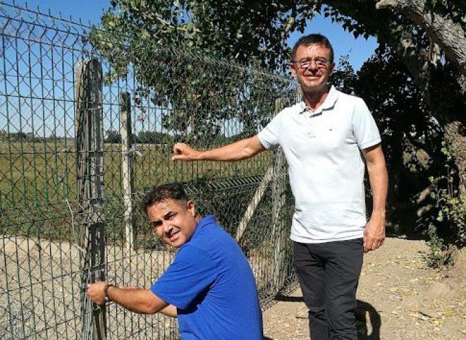 Le député Joël Aviragnet a visité le Refuge Capucine de Cazères