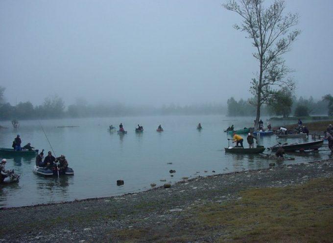 Challenge embarqué carnassiers du Comminges au lac de Sède