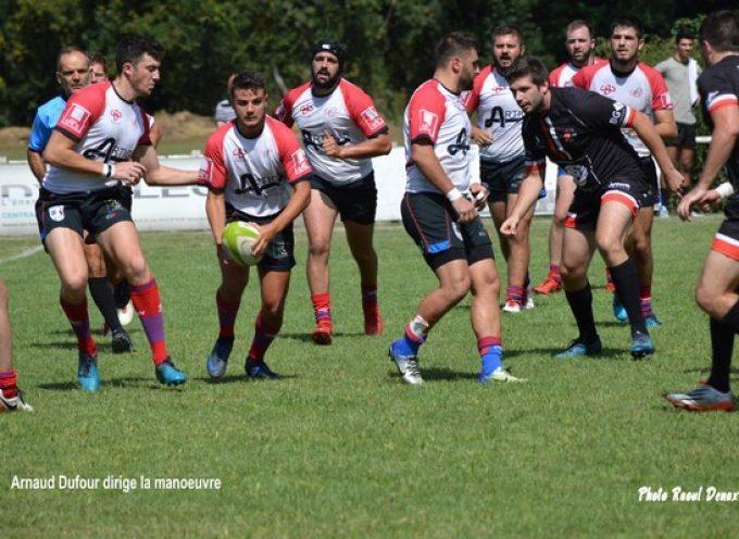 Rugby XV : L'UCF en stage
