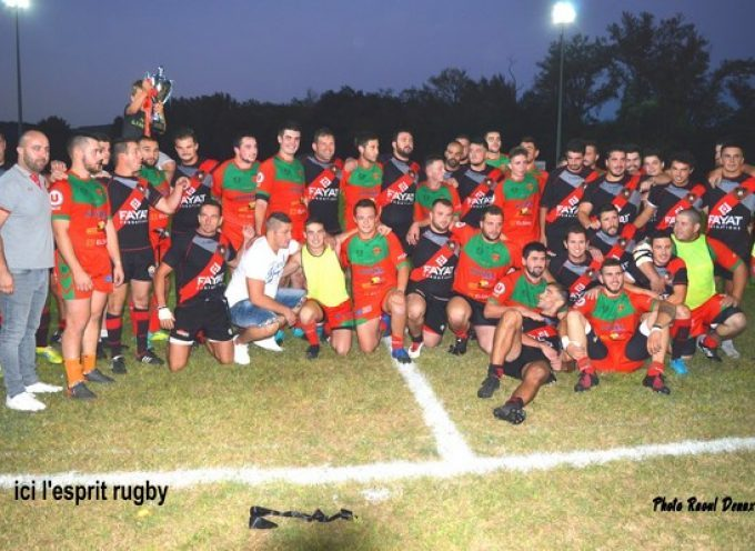 L'UCF XV en phases finales du Challenge du Comminges