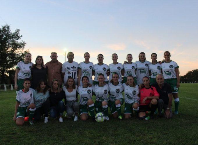 Estancarbon :  Premier rendez-vous réussi pour les filles de l'ELLES