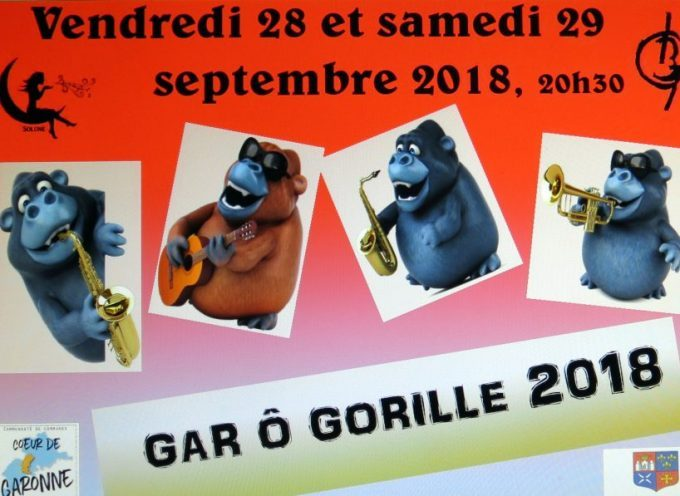 Festival Gar Ö Gorille à Saint-Elix