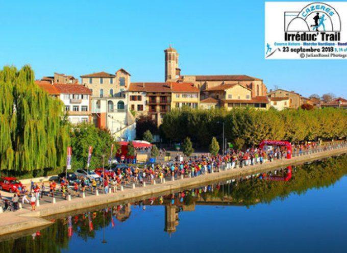 3ème édition de l'Irreduc'Trail à Cazères