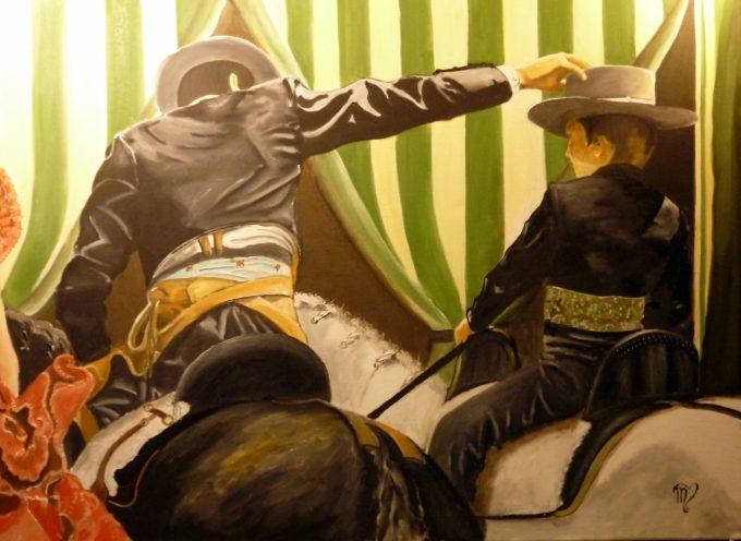 Exposition de peintures Galerie municipale à Carbonne