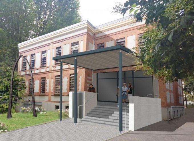 Inauguration du Musée départemental de la Résistance et de la Déportation