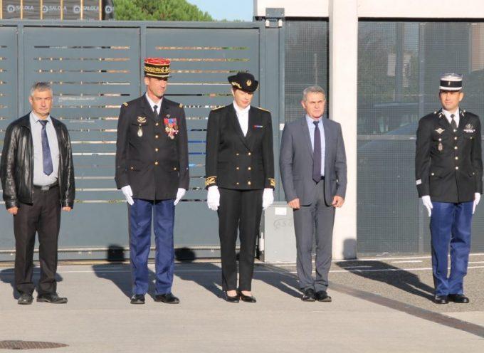 Passations de commandements à la gendarmerie de Muret