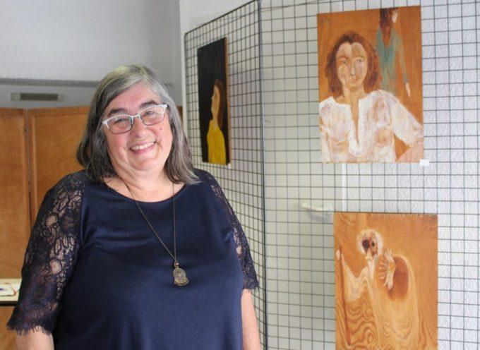 Exposition de Chantal Kayser à Saint-Gaudens