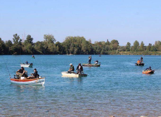 Le challenge carnassier embarqué au lac de Sède
