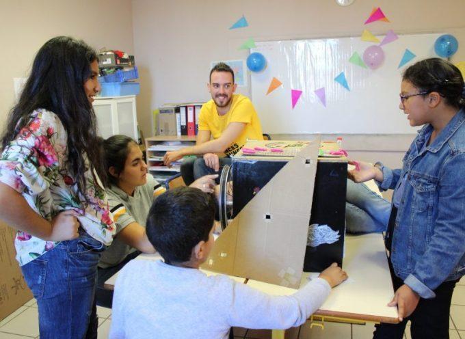 Saint-Gaudens : On joue ensemble au centre social Azimut