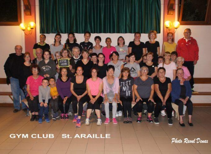 Saint-Araille : Portes ouvertes à la gymnastique volontaire