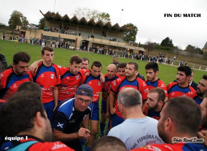 Rugby XV : 11 minutes fatales à l'UCF
