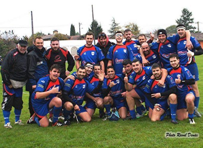 Rugby XV : L'UCF reçoit Seilh