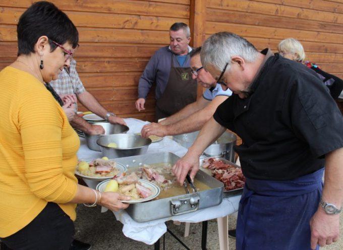 Landorthe : Le Club de l'Amitié fête l'automne