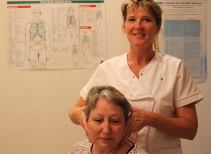 Rencontre avec une chiropracteur