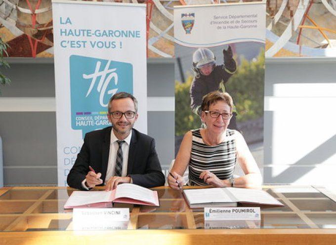 Accord entre le Conseil Départemental et le SDIS 31