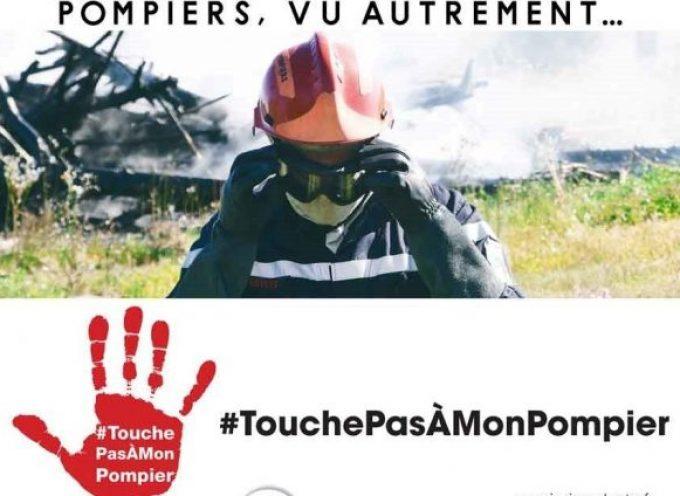 #TouchePasAMonPompier, l'exposition à Rieux