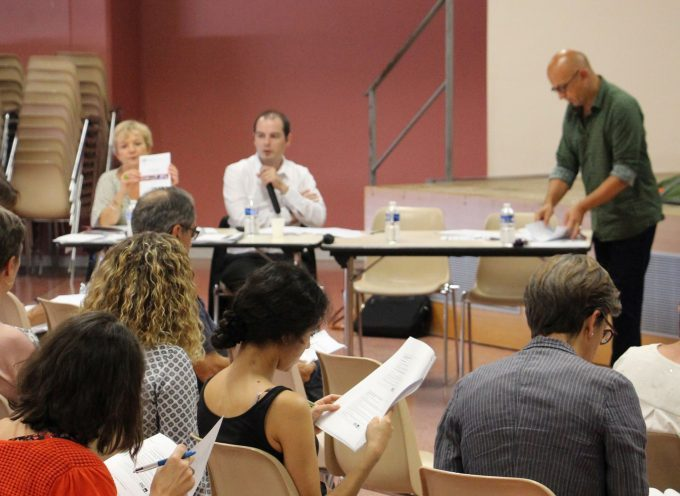 Le cdg31 à la rencontre des élus employeurs à Carbonne