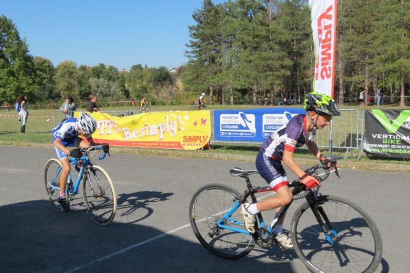 Cyclocross un sport exigeant