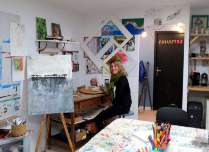 Un atelier d'art-thérapie et d'accompagnement à Marquefave