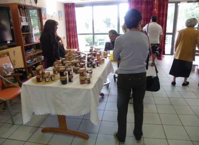 La semaine du goût à l'Orée du bois à Rieux