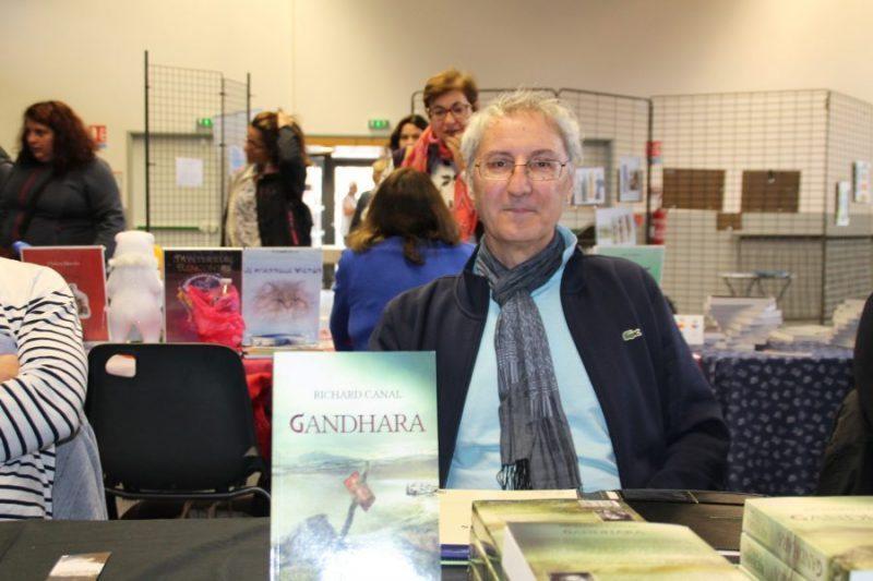Richard Canal nous présentait son dernier roman