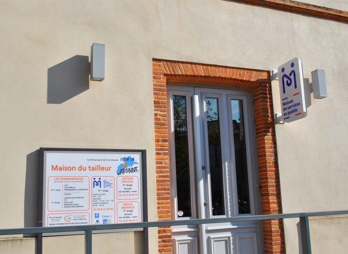 Cœur de Garonne ouvre une nouvelle MSAP à Rieumes