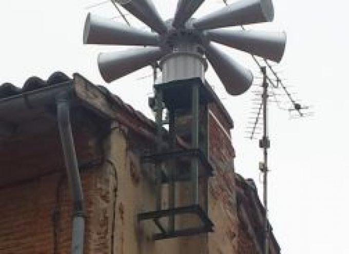 Essai de sirènes dans le cadre du déploiement du Système d'alerte et d'information des populations (SAIP)