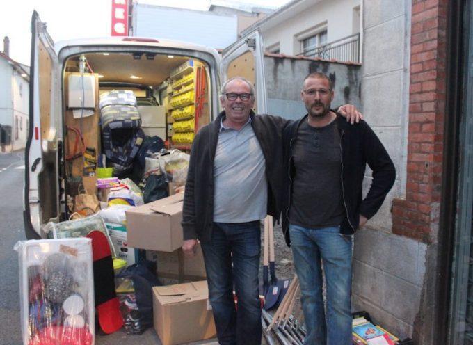 Saint-Gaudens : La solidarité des commingeois pour les sinistrés de l'Aude