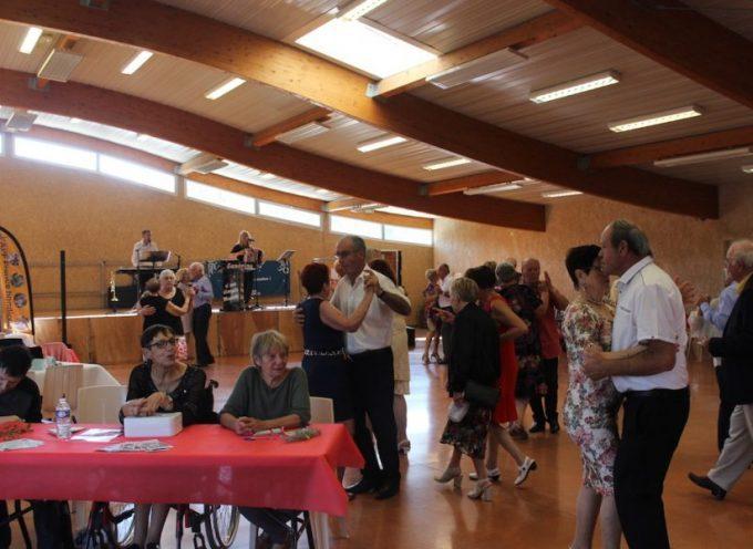 Landorthe : Un thé dansant au profit de l'APF Haute-Garonne