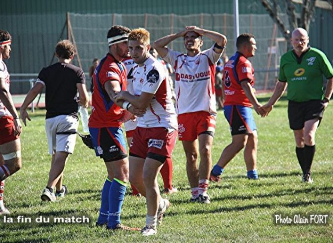 Rugby XV : Bonne opération pour l'UCF