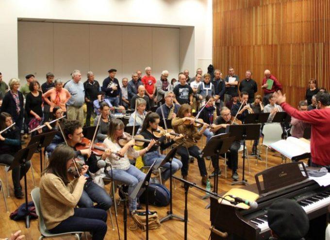 Une sinfonia Gascona au parc des expos du Comminges