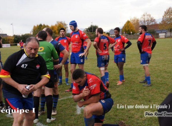 Rugby XV : L'UCF encore battue
