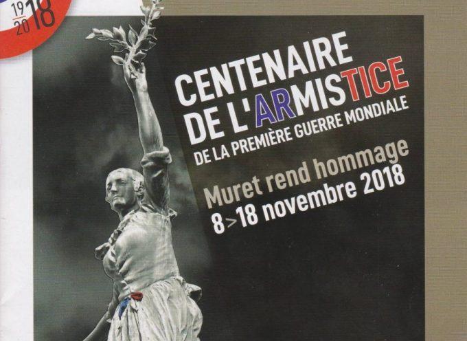 Commémoration du centenaire de l'Armistice à Muret