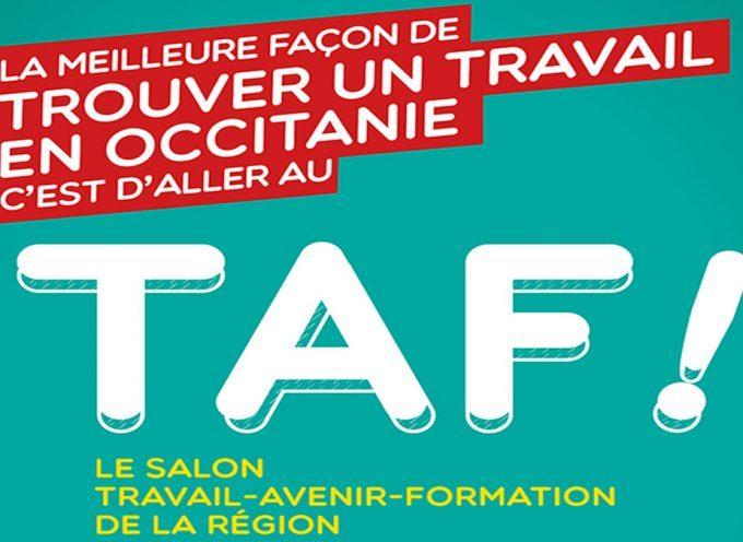 Le salon TAF à Saint-Gaudens