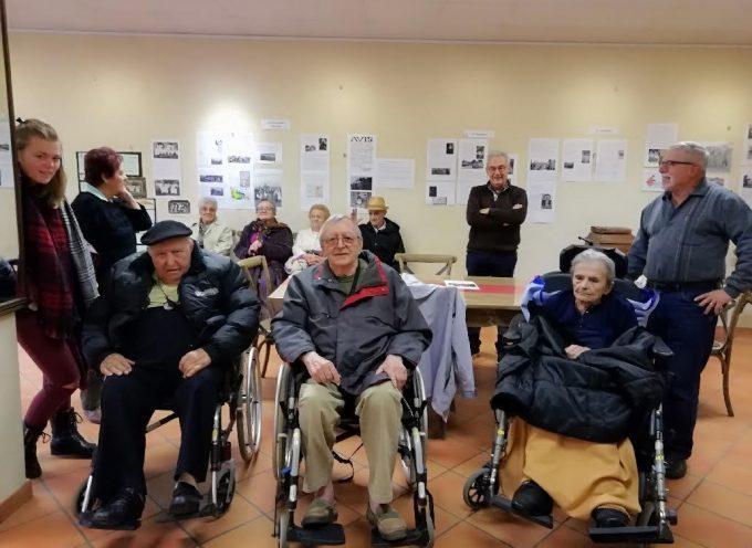 Les résidents de l'EPAHD ont commémoré le centenaire de l'armistice