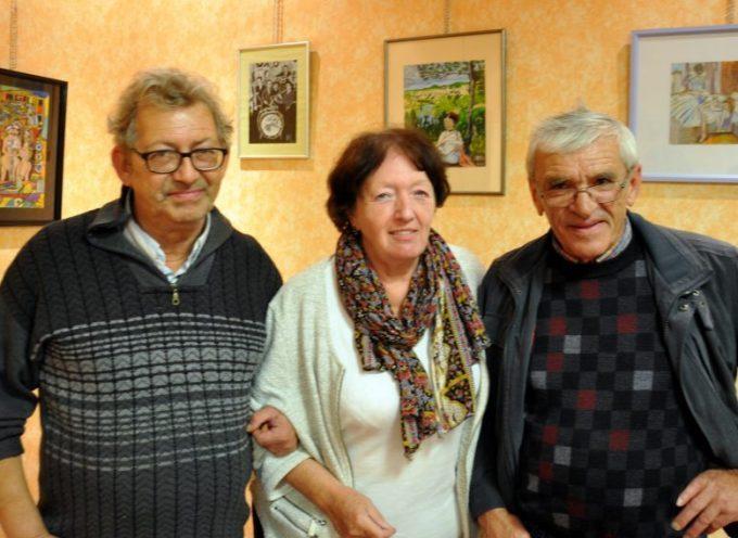 Exposition Bernard Salomone à Bordes de Rivière