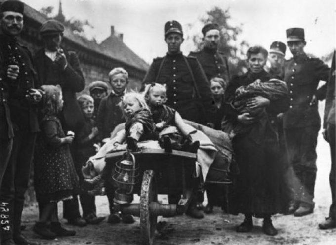 Le centenaire de l'armistice, programme du 8 Novembre