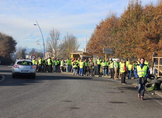Saint-Gaudens : Les gilets jaunes toujours aussi motivés et… solidaires !