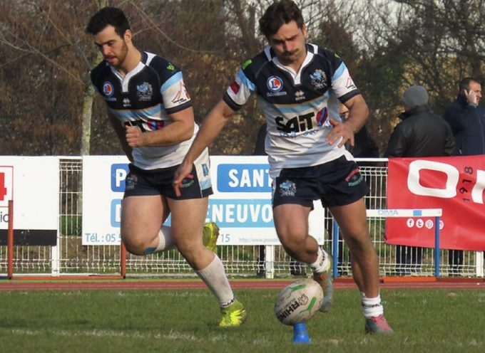 Rugby XIII : Les Ours sur les starting-block