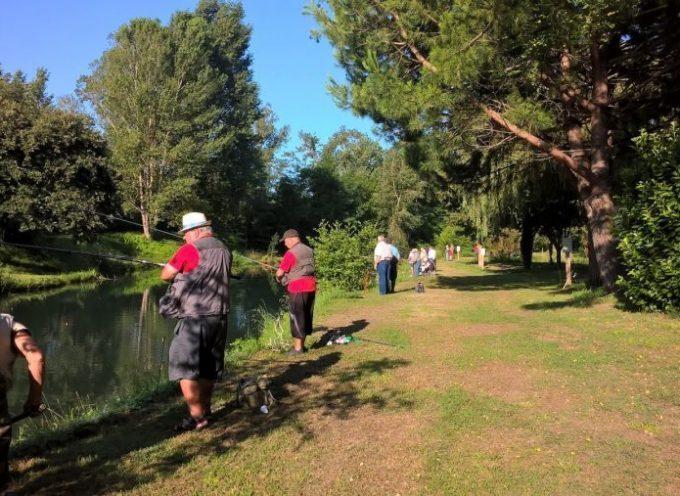Dernière pêche gratuite de la saison à Saint-Vidian