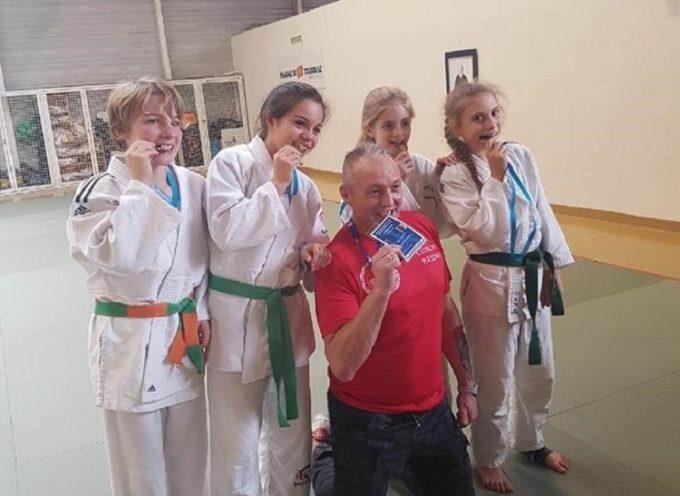 Judo Club Martrais : les benjamines à l'honneur!